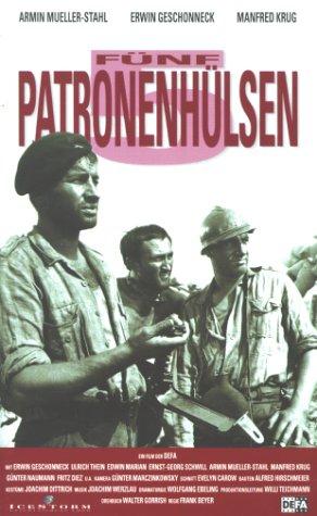 Fünf Patronenhülsen [VHS]