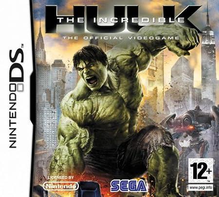 Incredible Hulk NDS