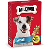 Milk Bone Small Biscuits for Dogs Less Than, 20-Pounds, 24-Ounce (Pack of 4)