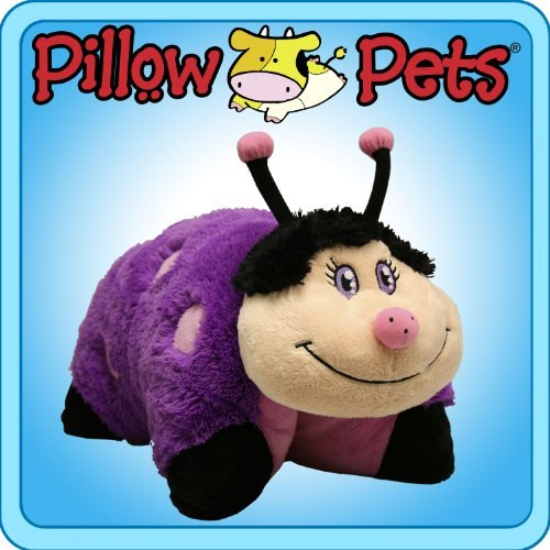 Pillow Pets Pee Wees Dreamy Lady Bug