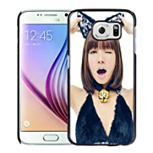 buy New Personalized Custom Designed For Samsung Galaxy S6 Phone Case For Cat Girl Cosplay Phone Case Cover