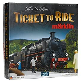 Days of Wonder Ticket to Ride - Marklin!