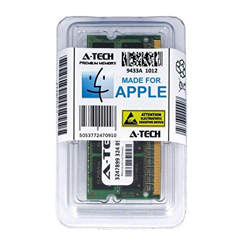 A-Tech® For Apple® 8GB Module PC3-10600 Mac mini iMac MacBook Pro Mid 2010 Late 2011 A1286 MD311LL/A A1297 MC511LL/A A1312 MC309LL/A A1311 MC812LL/A MC813LL/A MC814LL/A MC815LL/A A1347 Memory RAM (Mac Memory Module compare prices)