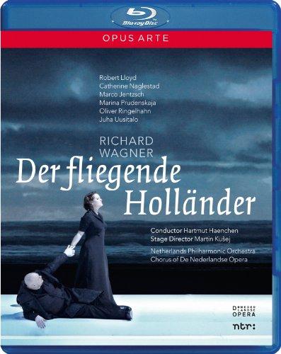 El Holandes Errante - Wagner - Blu Ray