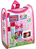 Mega Bloks First Builders Lil Princess Sparkling Tower (Bag)