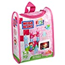 Mega Bloks First Builders Lil Princess Sparkling Tower