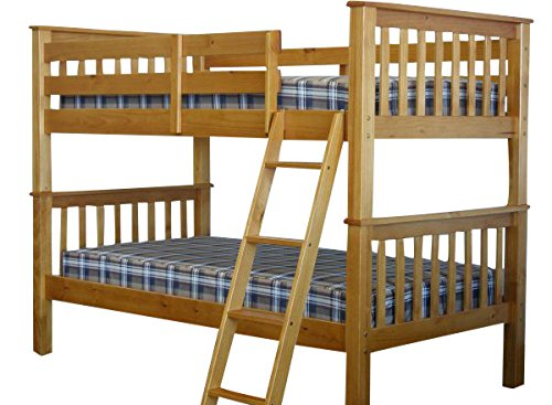 Twin Over King Bunk Bed 500 x 367