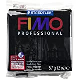 Staedtler Fimo Professional Soft Polymer Clay, 2 oz, Black