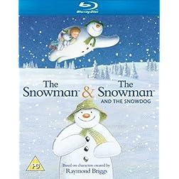 Snowman/The Snowman & The Snowdog [Blu-ray]