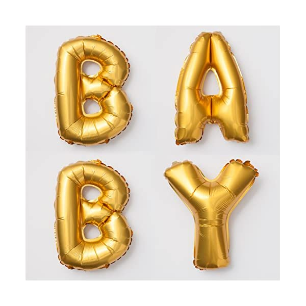 Baby Shower Letter Balloons.Baby Letter Balloons 16 Inch For Baby Shower Or Party Epic