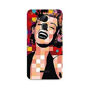 Ebby Retro Monroe Premium Printed Case For Coolpad Note 3