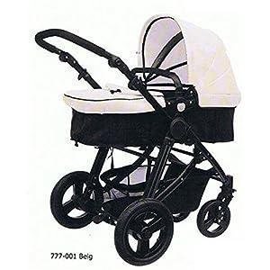 Baby Stroller Complet Buhitos Beige