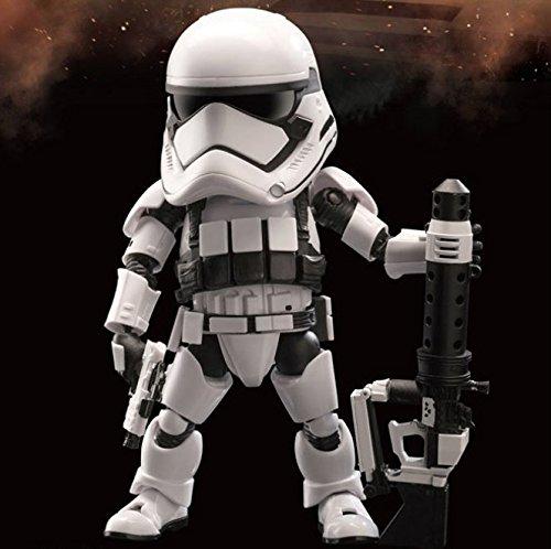 Egg Attack First Order Megablaster Heavy Assault Stormtrooper Action Figure