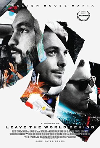 Swedish House Mafia: Leave The World Behind [Dvd+Double Cd] [2014] [NTSC]