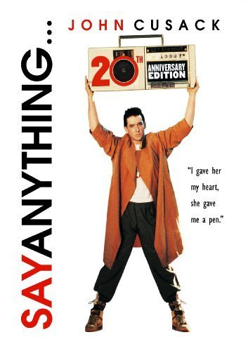 Say Anything... (20th Anniversary Edition) [Blu-ray] by 20th Century Fox Home Entertainment