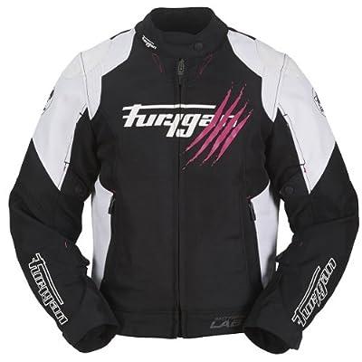 FURYGAN Genesis Claw Lady - veste moto cuir/polyester femme