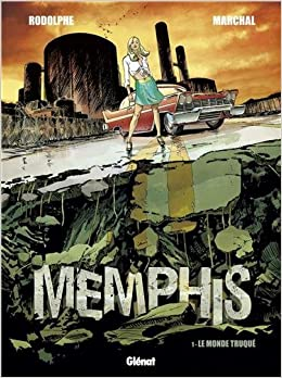 Memphis Intégrale Tomes 1 à 3