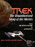 img - for Trek: The Unauthorized Story of the Movies book / textbook / text book