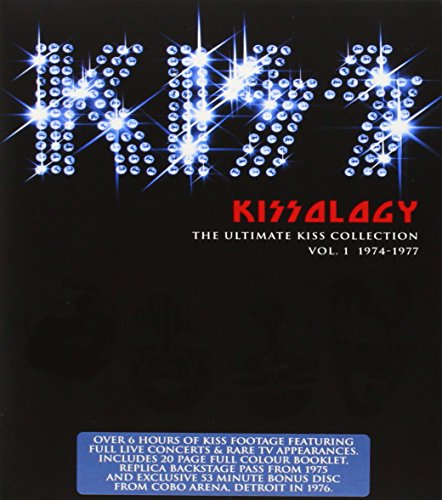 Kissology, The Ultimate Kiss Collection, Vol. 1, 1974-1977