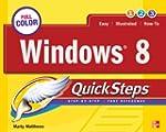Windows 8 QuickSteps