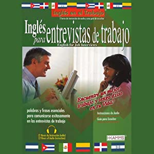 Ingles para Entrevistas de Trabajo (Texo Completo) [English for Job interviews] Audiobook