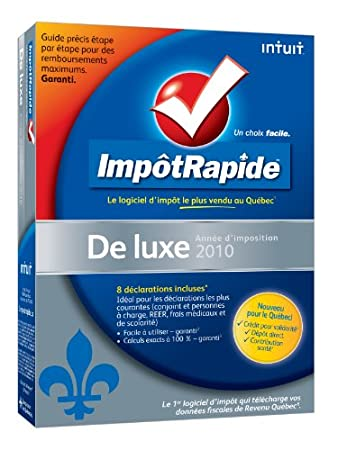 Impotrapide De Luxe 2010 (French software)