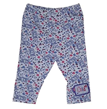GIRLS LEGGINGS BOTTOMS CHARLIE AND LOLA 1-7 YEARS OLD (12-18 MONTHS)