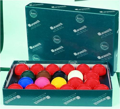 Snooker-Ballsatz Aramith 52,4 mm. Kugel_140502