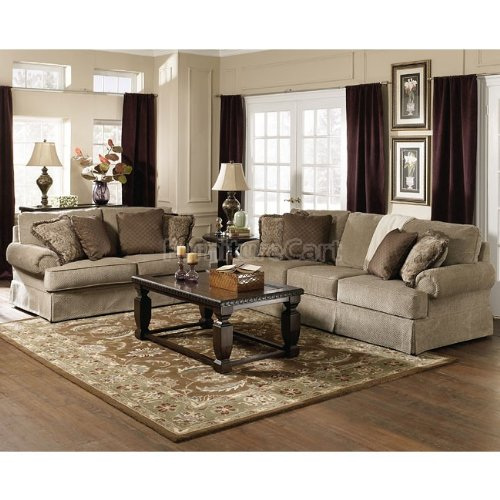 Ashley Furniture Sheffield Platinum Living Room Set | 500 x 500 · 53 kB · jpeg