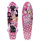 Minnie Mouse 21 in. Kids Wood Cruiser Skateboard