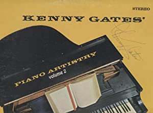 Kenny Gates' Piano Artistry, Vol. 2