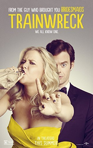 TRAINWRECK MOVIE POSTER 2 Sided ORIGINAL Advance 27x40 AMY SCHUMER by Movie Poster Arena [並行輸入品]