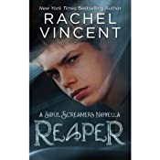 Reaper: A Soul Screamers Novella | [Rachel Vincent]