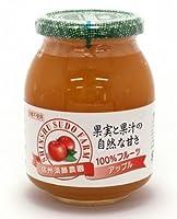 信州須藤農園 100%フルーツ アップル 430g