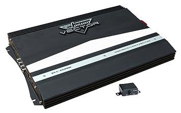 Lanzar VCT3000D Amplificateur Monobloc 3000 W Noir
