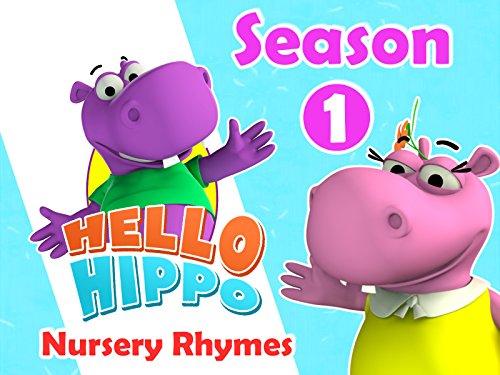 Hello Hippo Nursery Rhymes - Season 1