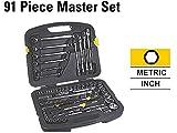 91-933 Master Set Mechanic Tools Kit