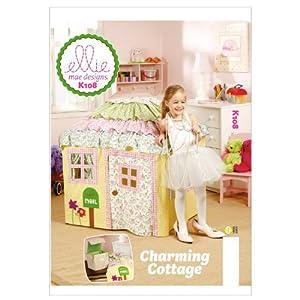 Amazon.com: Kwik Sew K0108 Charming Cottage Sewing Pattern, No Size