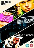 Fight Club/The Usual Suspects/Memento [DVD]