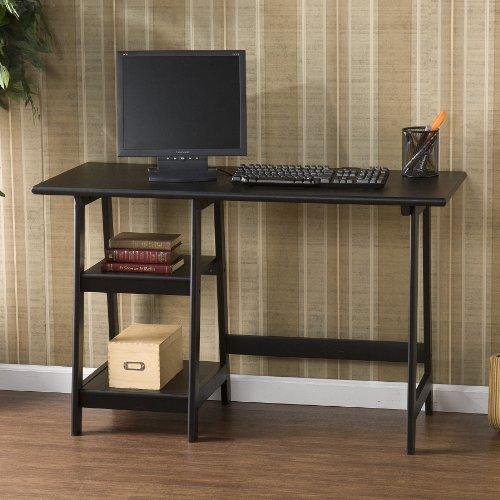 SEI Langston Black Desk