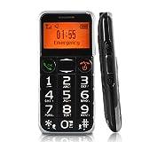 Unlocked Senior Elderly Phone GSM Quad Bands SOS Big Keypad FM Radio AT&T T-Mobile