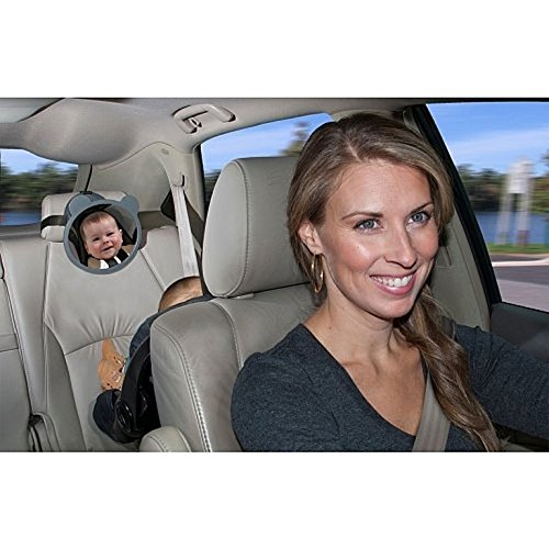 Jolly Jumper Eyes On Baby - Driver's Baby Mirror 723 - 1