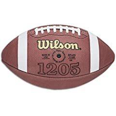 Buy Wilson F1205 Official Football by Wilson