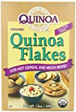Ancient Harvest Quinoa Flakes, Organic and Gluten Free, 12-Ounce Boxes (Pack of 6)