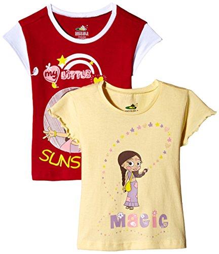 Chhota Bheem Girls' T-Shirts