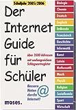 echange, troc Almuth Bartl - Der Internet-Guide für Schüler 2005/06