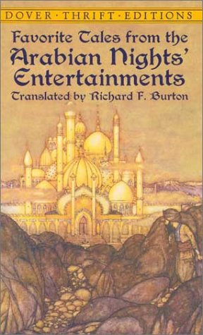 Favorite Tales from the Arabian Nights&#39; Entertainments (Dover Thrift Editions)