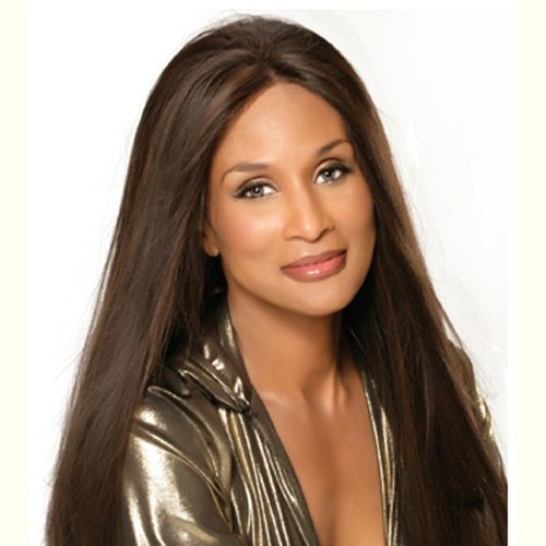 Beverly Johnson Lace Front Synthetic Wig - Emerald - Color#4 - Light Brown front-655786
