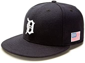 MLB Detroit Tigers 9 11 Commemorative Flag 5950 by New Era