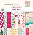 BoBunny Candy Cane Lane Christmas Scrapbook Collection Kit